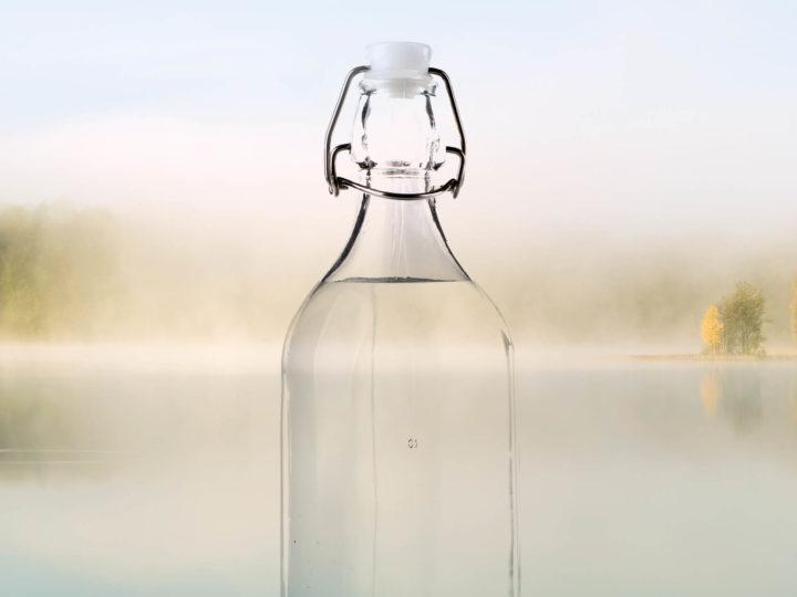 Rust nemen of echt stil worden? De les van de fles