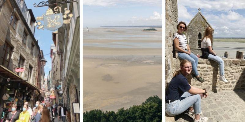 © Essencio Ruimte vinden Le Mont Saint Michel 1